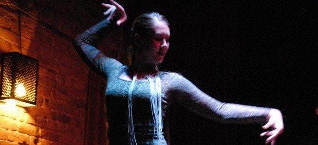 "Dancer Claire Spera: A'lante debuts ""Red Shoes"" in San Antonio"