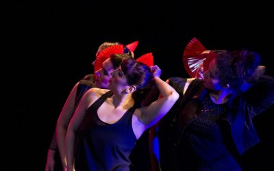 Snapshots: New World Flamenco